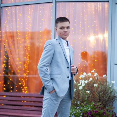 Pavel, 20, Helsinki