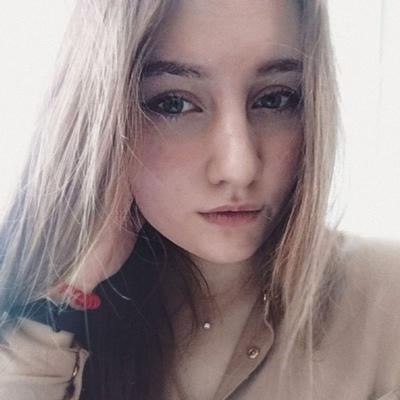 Настя Шекунова