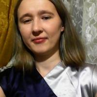 Личная фотография Настюхи Комаровой