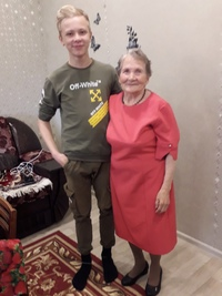 Приходько Татьяна (Решетова)