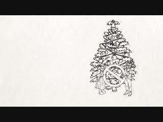 Вежливые Русские - Как принято отмечать Рождество в России (Серия 15)