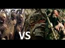 The Third Age Total War Эльфы vs Орки Харад