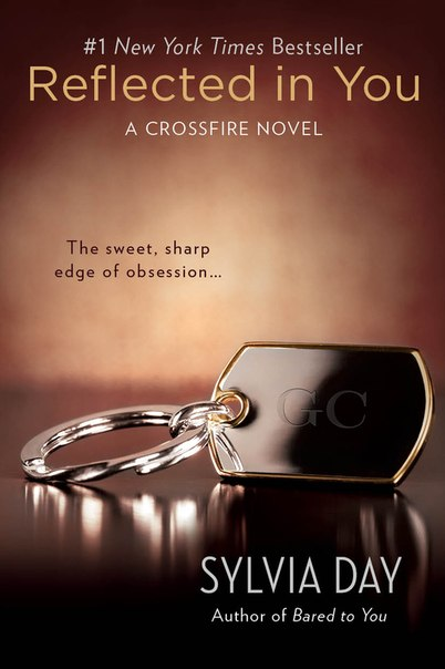 Reflected in You (Crossfire #2)