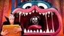 Монстры на каникулах 4 Трансформания 😎 Короткометражка Монстрические питомцы 😎 Мультфильм 2021