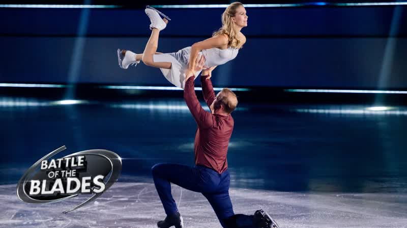 Kaitlyn Weaver and Bryan Bickell perform to 'To Build a Home' Battle of the Blades S06E03