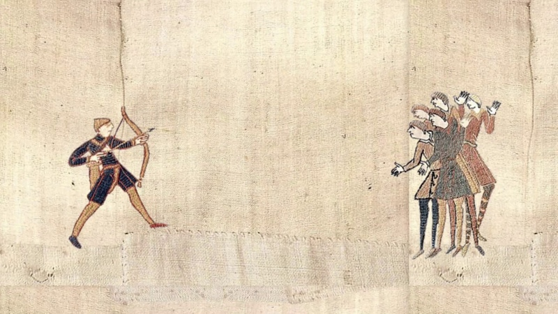 Pumped Up Kicks Medieval Style