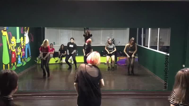 THE T O P DANCE SCHOOL CHOREO BY RINI