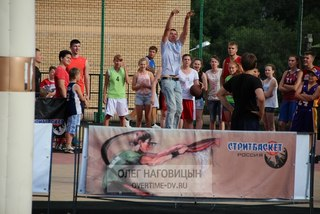 Ghetto basket 2014 5 тур