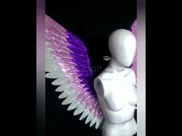 Сверкающие крылья ЛисьяМастерская автор Нана
