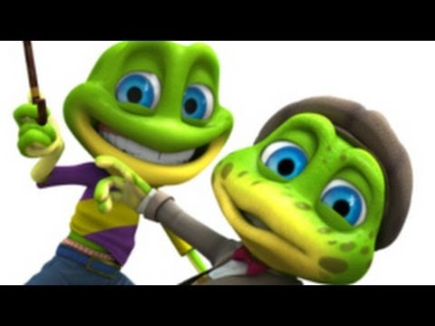 The Crazy Frogs Ding Dong Song Full Version Clip vidéo officiel