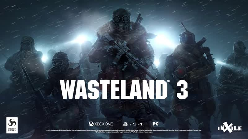 Wasteland3 Dev Diary 3