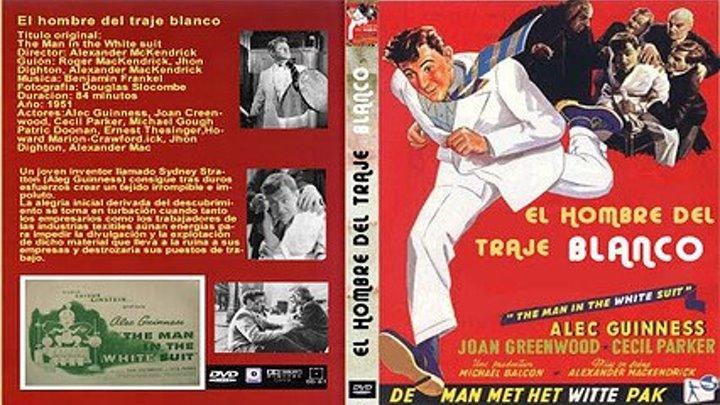El hombre del traje blanco (1951) 4