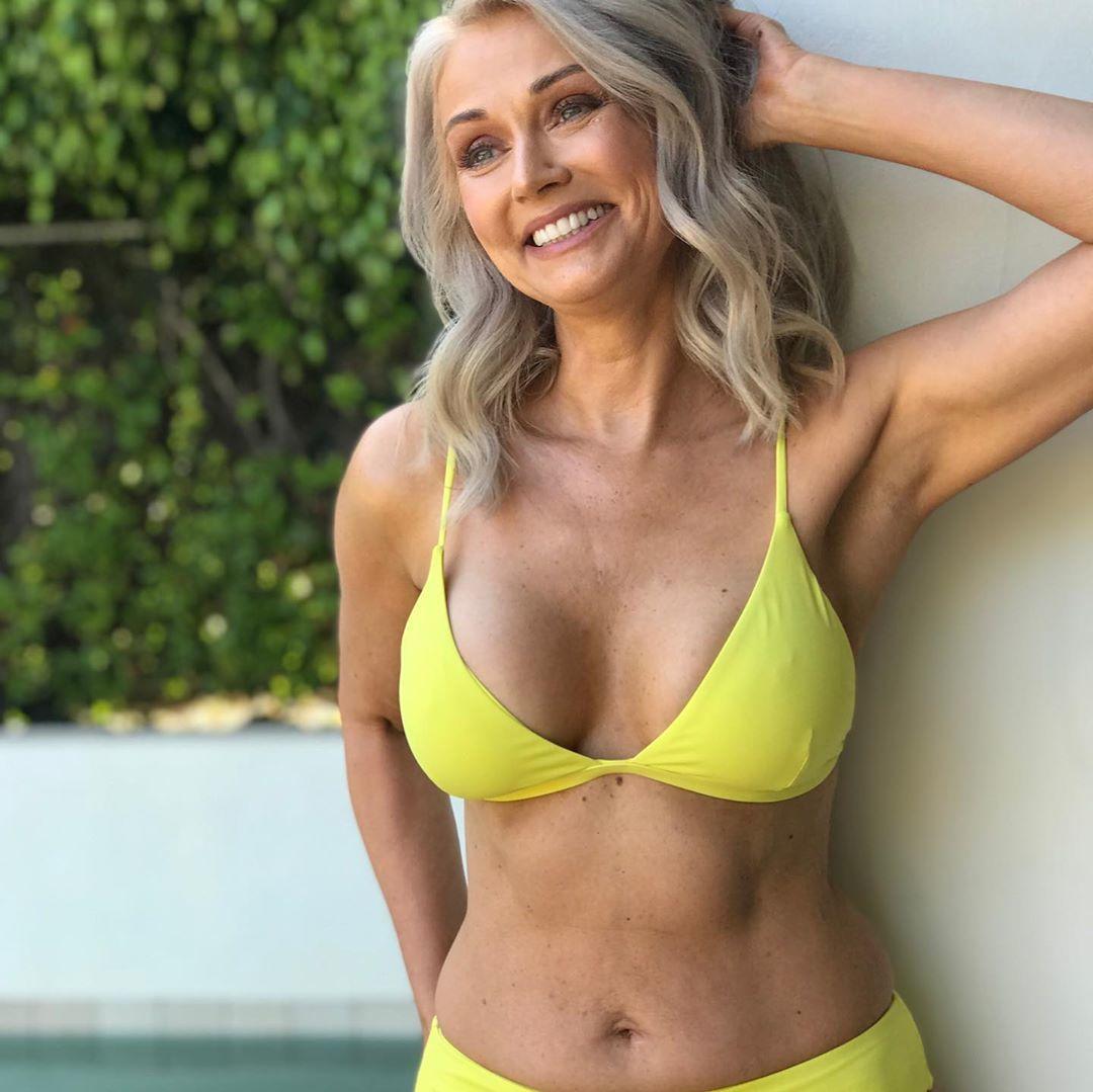 50- летняя Кэти Джейкобс затмила всех молоденьких моделей