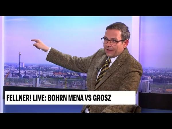 Es braucht nicht mehr EU sonder gar keine mehr Gerald Grosz in Fellner Live