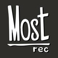 Логотип Студия звукозаписи, Репетиционная точка MostRec.