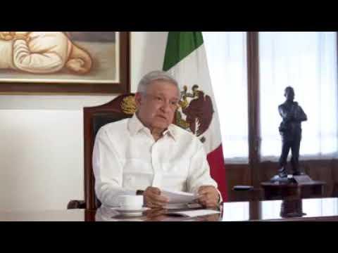 Andr s Manuel López Obrador Informe sobre Corrupción en M xico Domingo 2 Agosto 2020