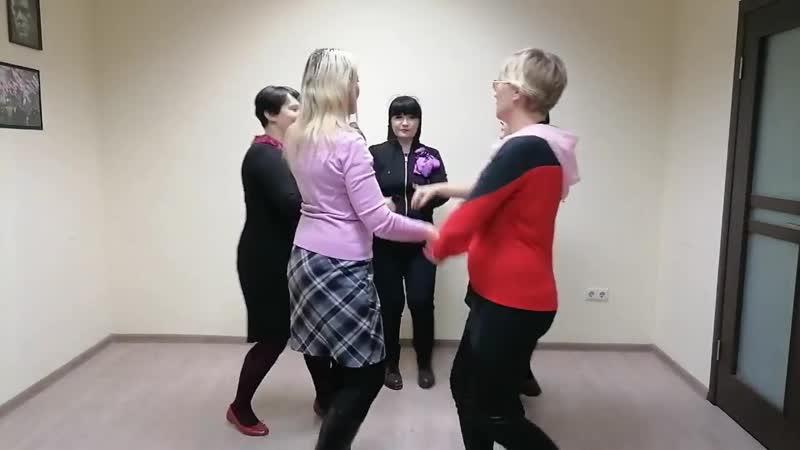Танец предвестник климакса от Аннушки Канюс и Ко