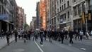 В США не прекращаются протесты связанные с убийством афроамериканца
