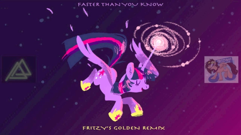 Faster Than You Know Fritzy's GOLDen Remix Cover FritzyBeat Almost Anyone