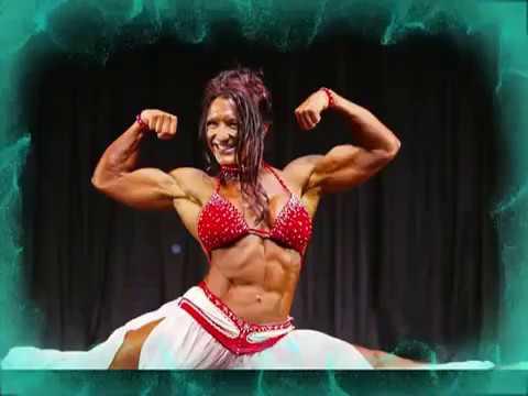 Female Bodybuilder Autumn Raby