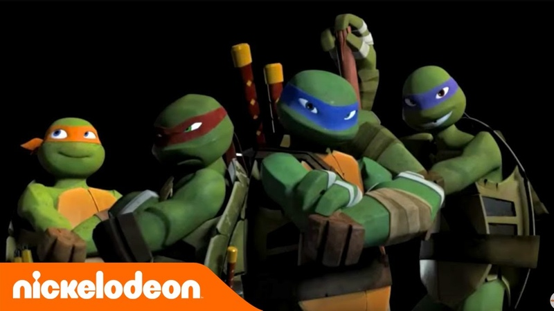 Teenage Mutant Ninja Turtles | Original Titelsong | Nickelodeon Deutschland