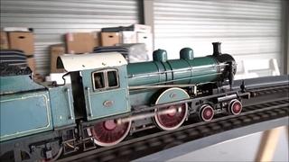 Gauge 1 Live Steam Dutch Railway series 2100 Blikken Tinus