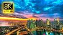 Megacities Around the World Tour in 8K ULTRA HD / 8K TV