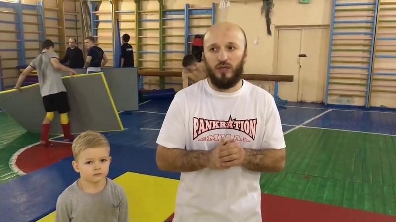 Семейное упражнение на развитие координации и вестибулярного аппарата у детей дошкольного возраста.