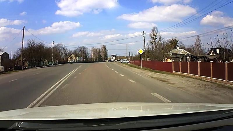 Відео моменту ДТП з трьома загиблими на Львівщини