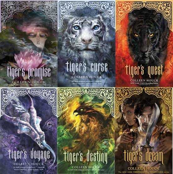 Colleen Houck - (The Tiger Saga 0.5) Tiger's Promise