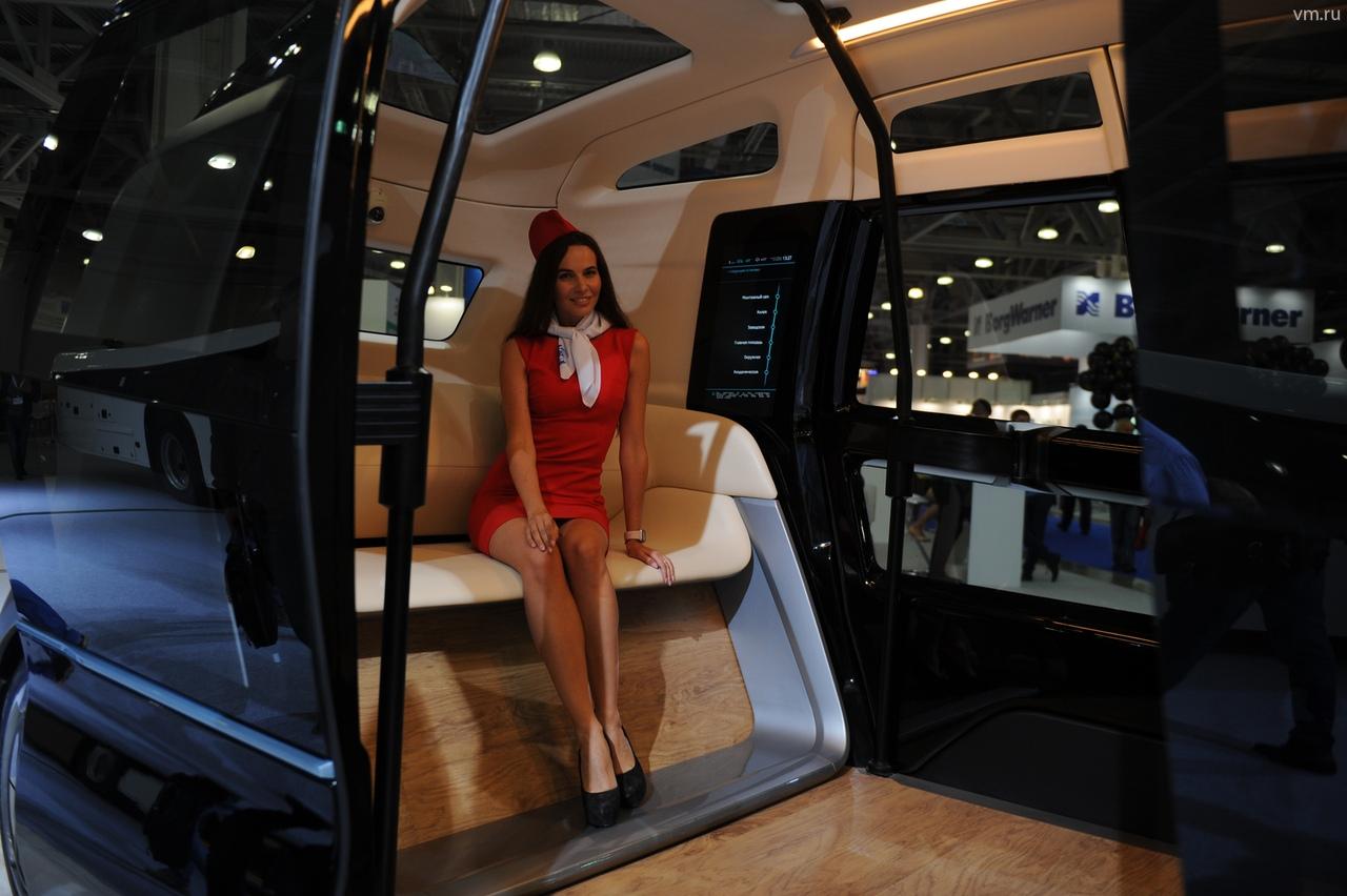 Российский полигон тестирования беспилотных автомобилей откроют в Дмитровском округе