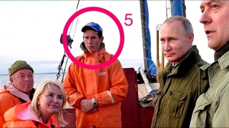 Массовка Путина - Кремль держит народ за дураков!