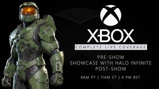 🔴 XBOX Games Showcase LIVE: HALO INFINITE Demo, FABLE, Pre+Post Show (Official)
