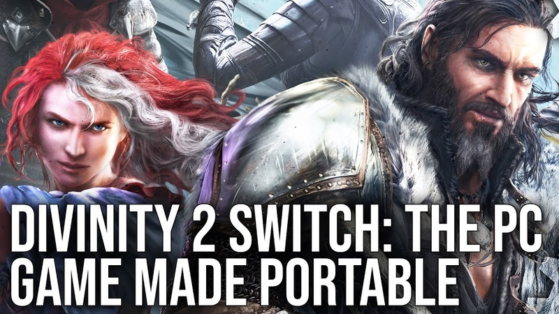 Divinity Original Sin 2 on Switch The Perfect Complement To The PC Version