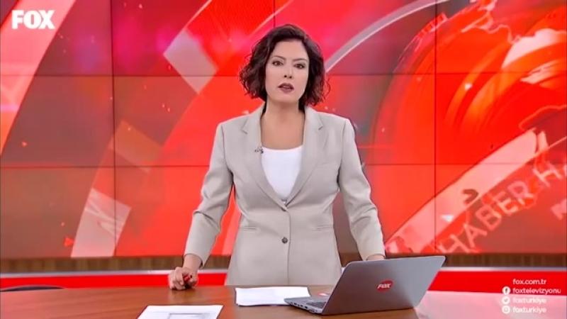9 Haziran 2018 Gülbin Tosun ile FOX Ana Haber Hafta Sonu